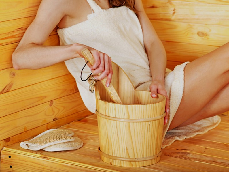 Dry Heat Sauna